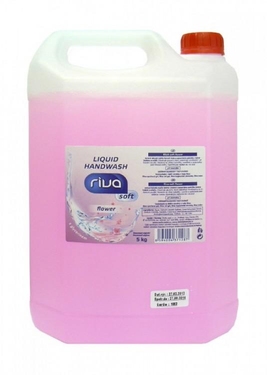 Tekuté mýdlo barevné 5 L