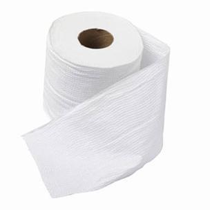 Toaletní papír 2-vrstvy bílý PERFEX