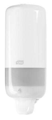 Dávkovač tekutého mýdla Tork bílý 1000 ml