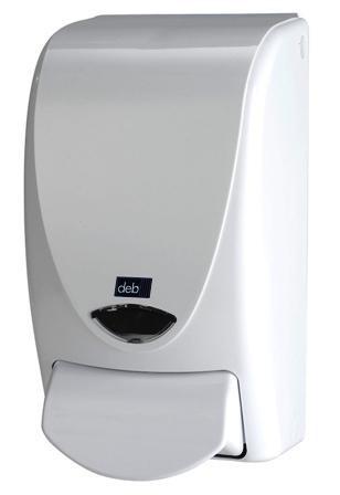 Zásobník pěnového mýdla Proline bílý 1 L pro patronové náplně