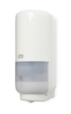 Zásobník pěnového mýdla Tork bezdotykový bílý 1 L