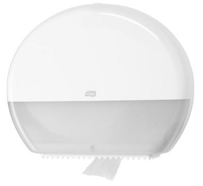 Zásobník toaletního papíru TORK T1 jumbo maxi bílý plast