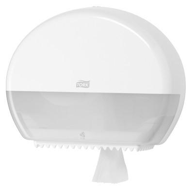 Zásobník toaletního papíru Tork T2 mini bílý