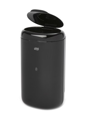 Odpadkový koš Tork 5 L černý s víkem