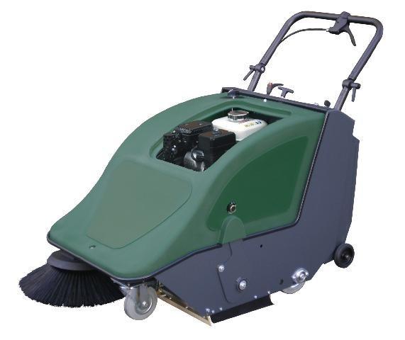Zametací stroj OMM Sweeper 500ST