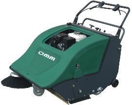 Zametací stroj OMM Sweeper 700ST