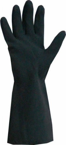 Rukavice gumové průmyslové Shield vel. XL