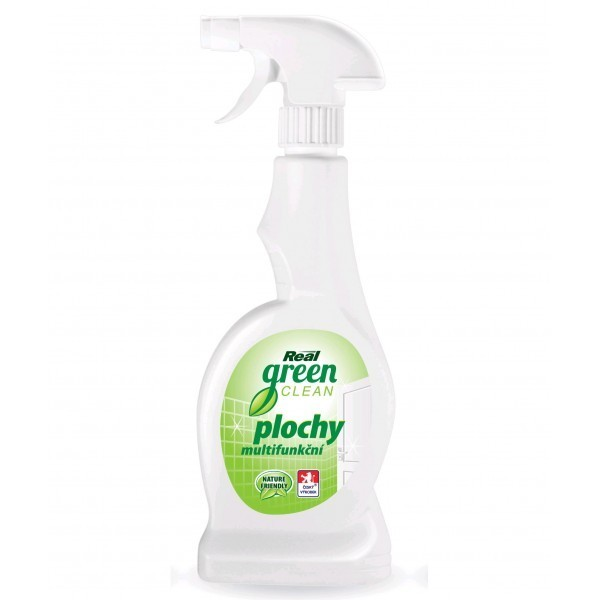 Real Green Clean na plochy 500 ml