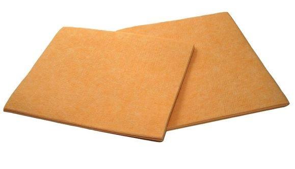 Hadr viskoza Petr 60x70 cm oranžový