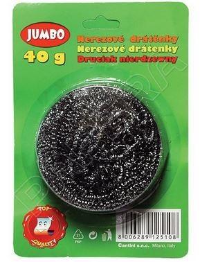 Drátěnka nerezová spirálová 40 g
