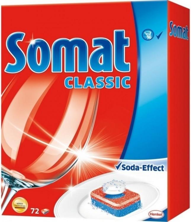 Somat tablety 72ks CLASSIC