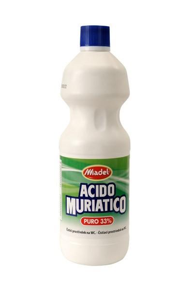 Madel ACIDO 33% 1 litr