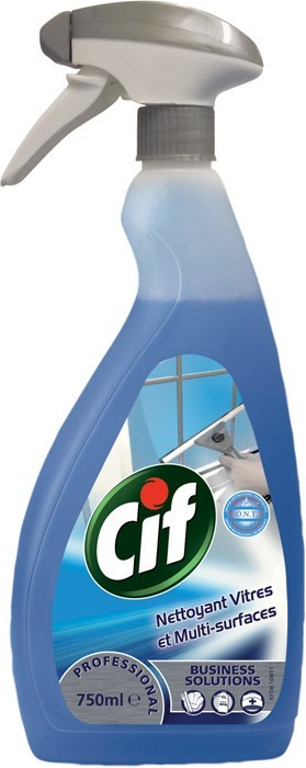 Cif Professional na okna 750 ml