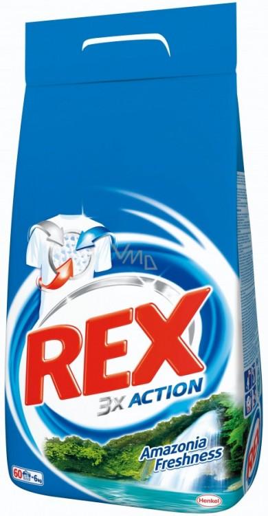 Prací prášek REX 4,5 kg 60 dávek