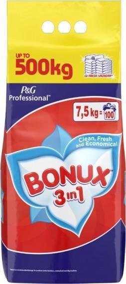 Prací prášek BONUX 7,5 kg