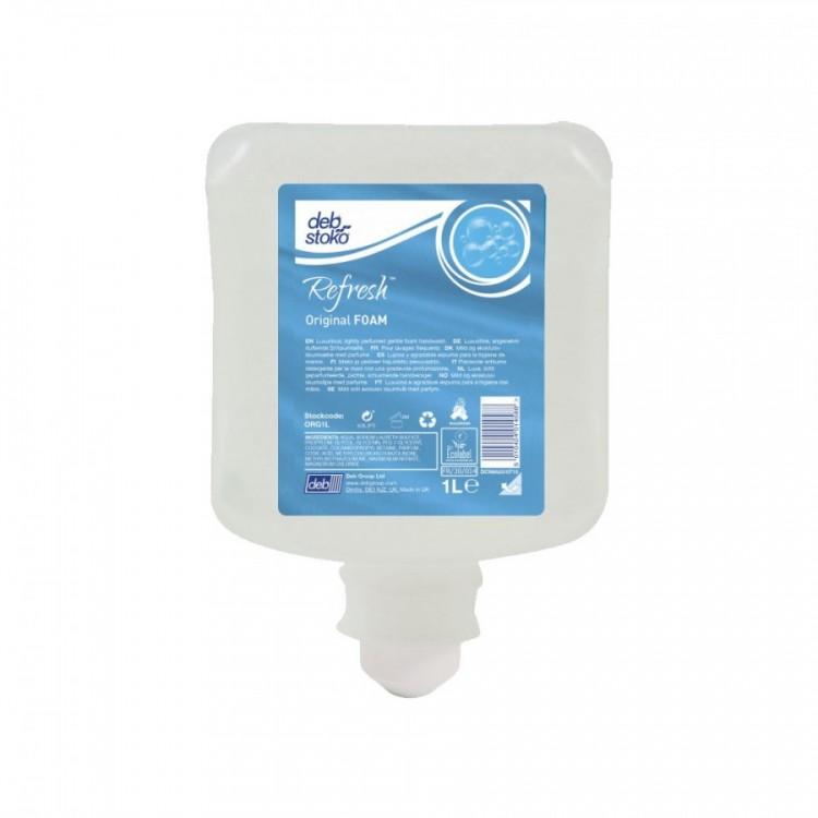 Pěnové mýdlo Refresh Original FOAM 1 litr