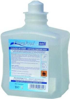 DEB pěnové mýdlo + dezinf. AHP Foamer 1 litr
