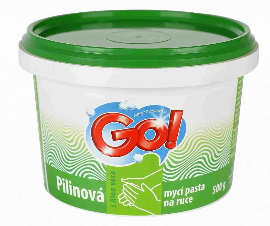 Solvina GO pilinová pasta 500 g