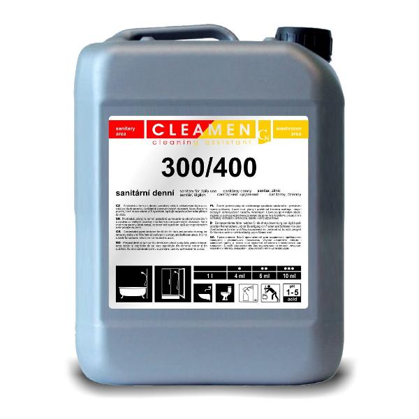 Cleamen 300/400 5 litrů sanitární