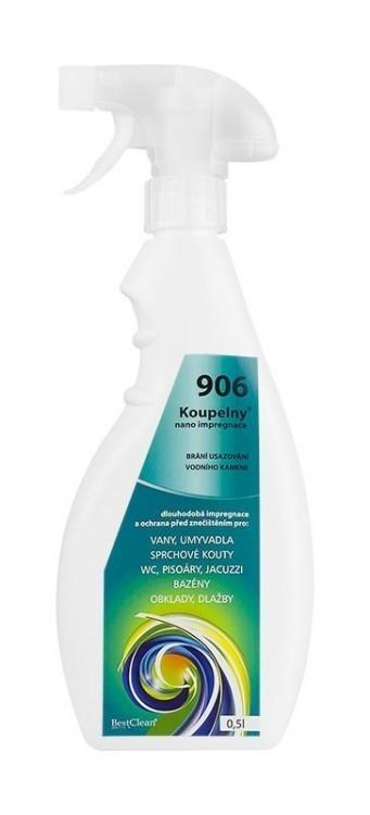 BC 906 koupelny impregnace NANO 500 ml
