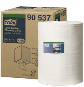 Tork Long-Lasting čisticí utěrka střední bílá