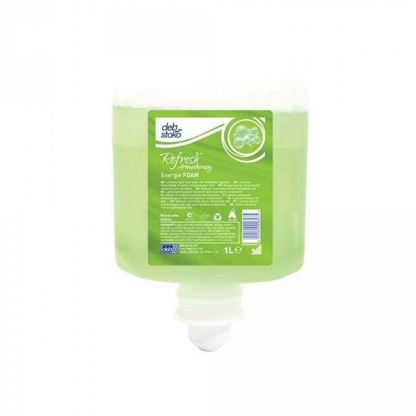 Pěnové mýdlo Refresh Energie FOAM 6x1 litr