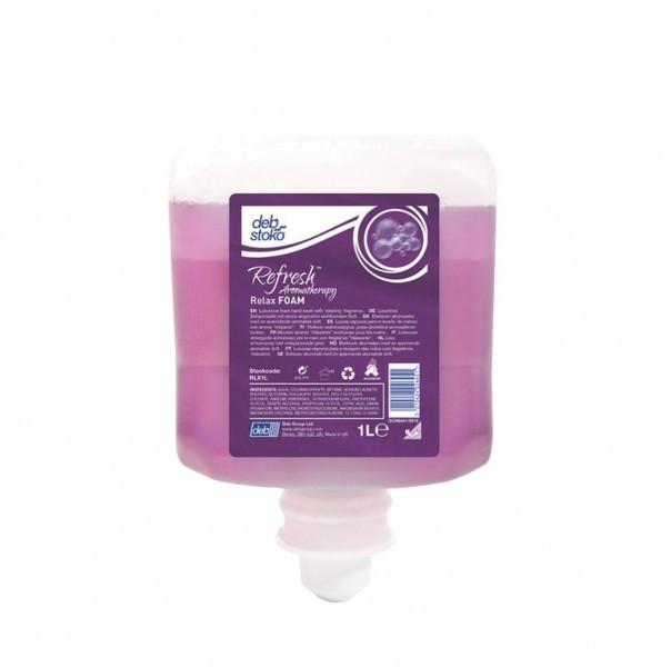 Pěnové mýdlo Refresh Relax FOAM 1 L