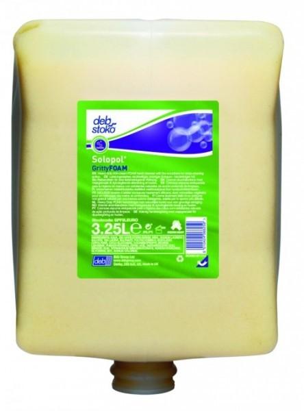 Mýdlová pěna s bio-částicemi Solopol Gritty FOAM 4 x 3,25 l