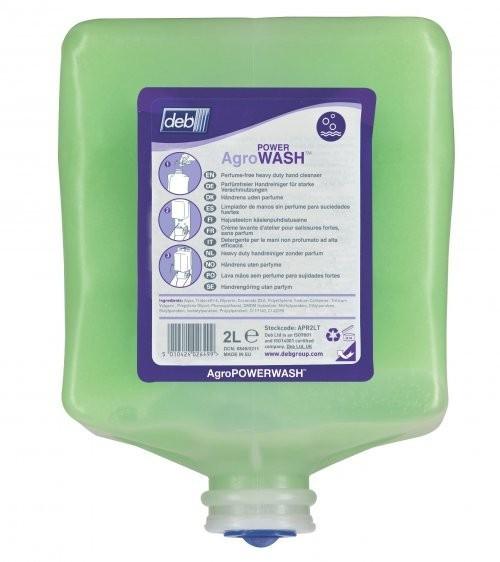 Tekuté mýdlo Deb Agro Power Wash 4x2 L