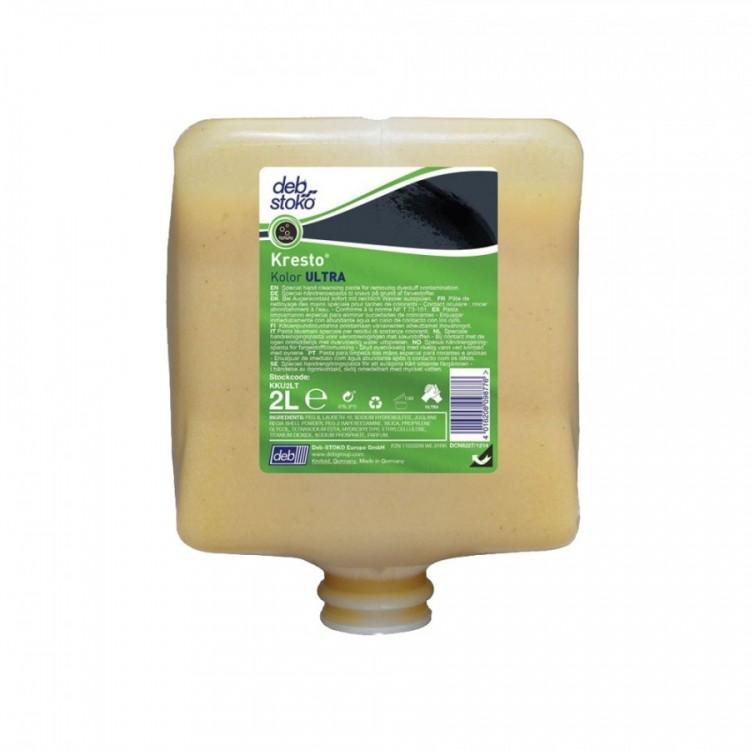 Speciální čistič na ruce Kresto Kolor ULTRA 4x2l