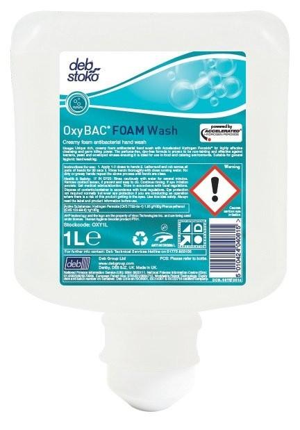 Antibakteriální mýdlo AgroBac Lotion Wash 6x1 L