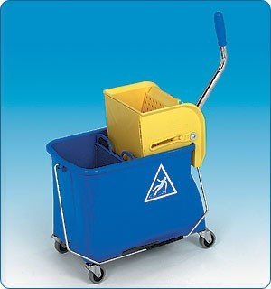 Úklidový vozík plast SPIDER