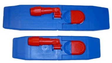 Držák plochých mopů šířka 40 cm pro kapsové (spadávací) mopy tzv. spri