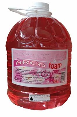 Arco pěnové mýdlo 5 litrů FOAM