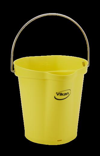 Vikan 56886 Kbelík 6l, žlutý