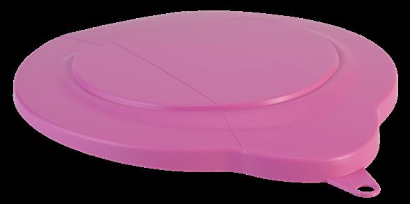 Vikan 56891 Víko na kbelík 6l, růžový