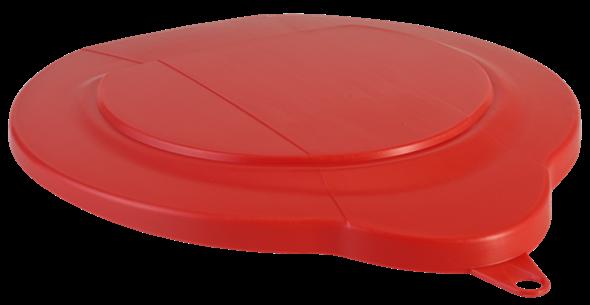 Vikan 56894 Víko na kbelík 6l, červené