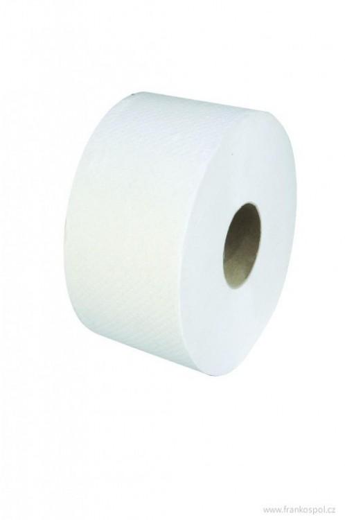Toaletní papír Jumbo 230 dvouvrstvý celuloza