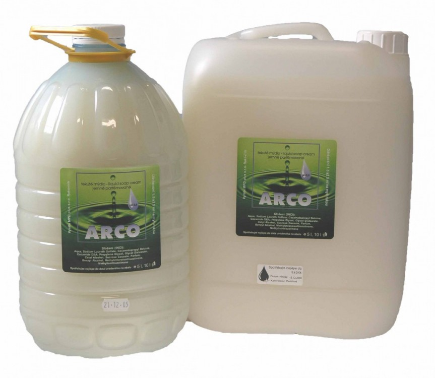 Arco tekuté mýdlo 5 litrů