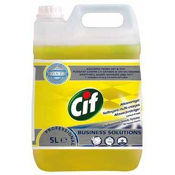 Cif professional Power Cleaner Degreaser 5 l č.1