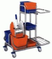 Úklidový vozík velký Jooky