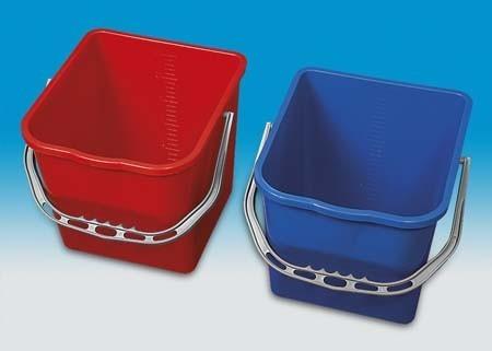 Kbelík 17 litrový pro úklid pomocí mopu