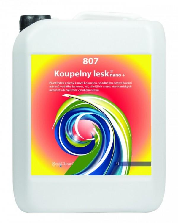 BC 807 koupelna lesk NANO 5 litrů